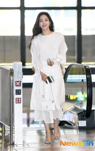 Incheon Airport to Japan- Eunjung (06/2019)