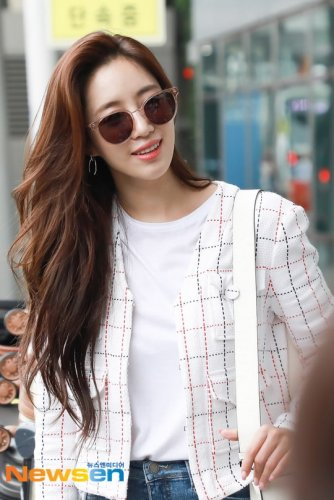 Incheon Airport from Macau - Eunjung (07/2019)