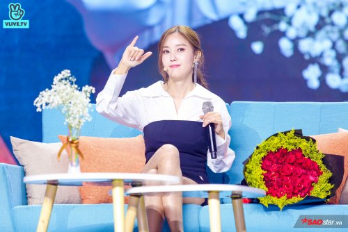 Hyomin Fan Meeting in Vietnam (07/2019)