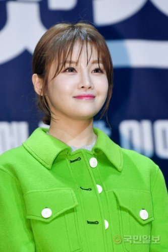Shall We That's Press Conference - Boram (11/2019)