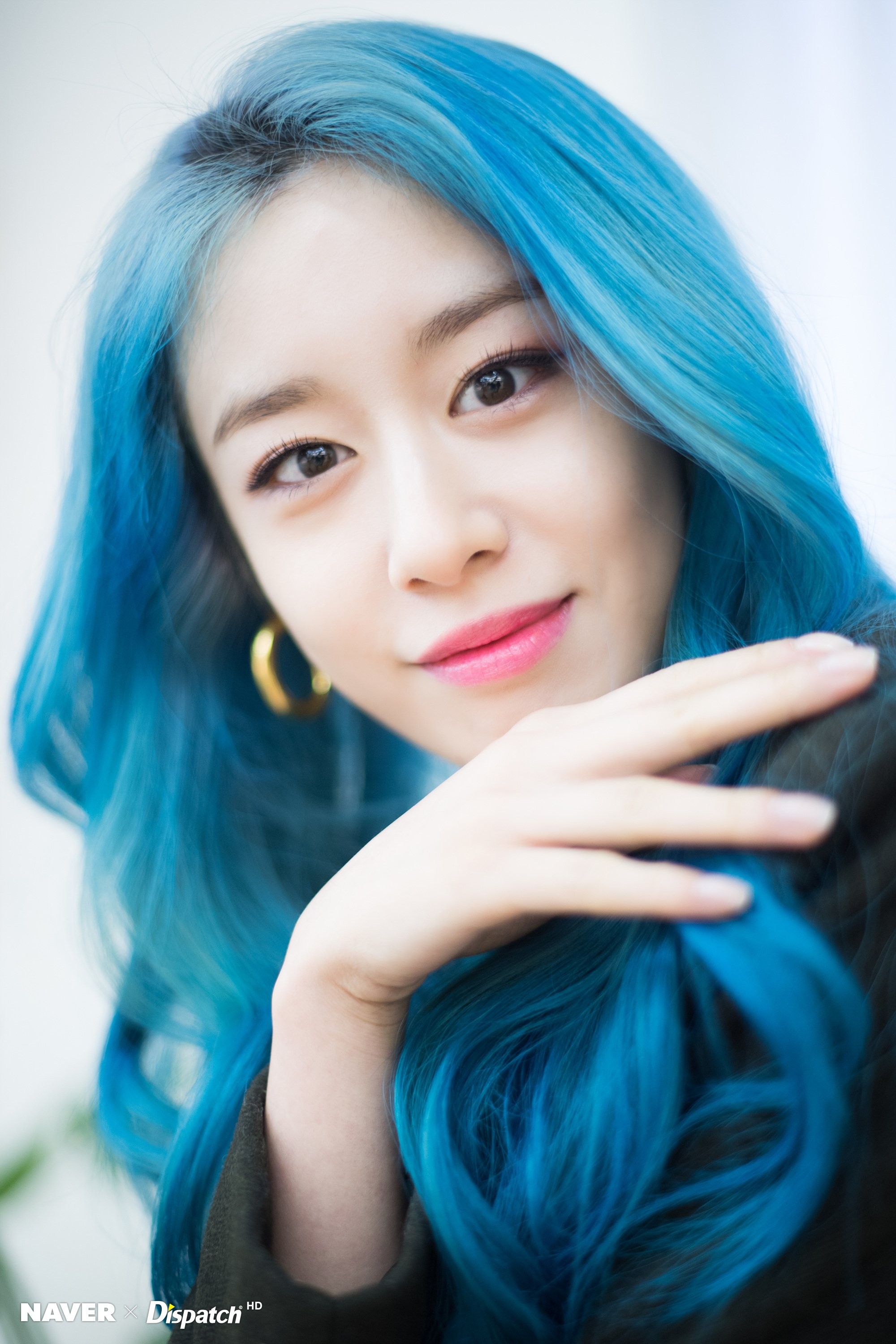 Jiyeon for Naver x Dispatch (01/2019)