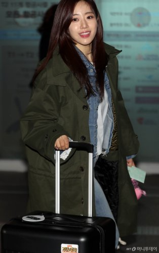 Incheon Airport to Philippines - Eunjung (01/2020)