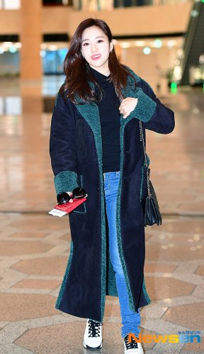 Gimpo Airport to Japan - Eunjung (12/2019)