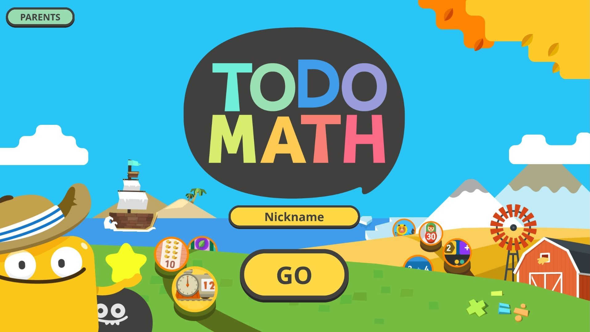 Todo Math Fall 2018 Update