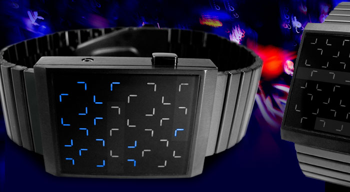 JLr7 LED Watch