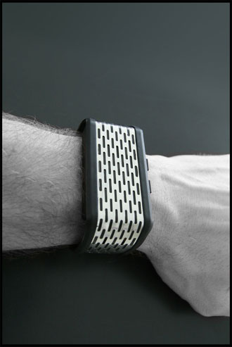 FIRE LED Watch