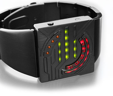 LED watch Sensai
