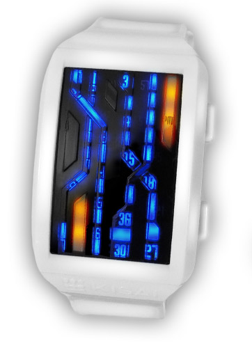 Lightspeed LED watch