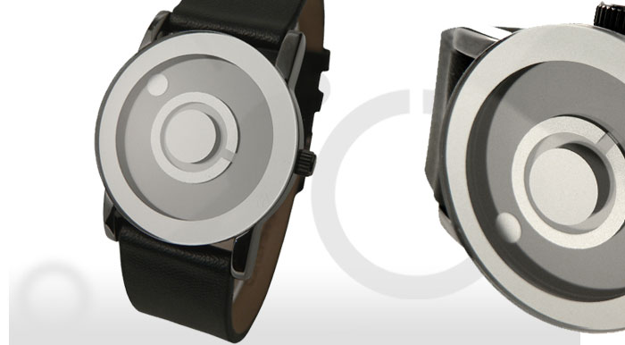 EleeNo Eye Test minimal watch