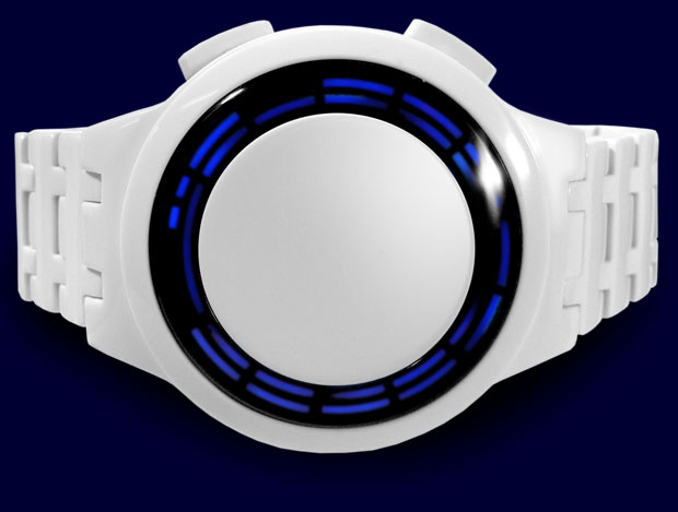 RPM watch front view
