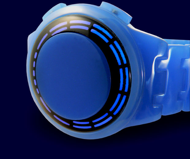 RPM led watch