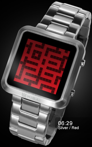 Maze Silver Red (Time 06:29)