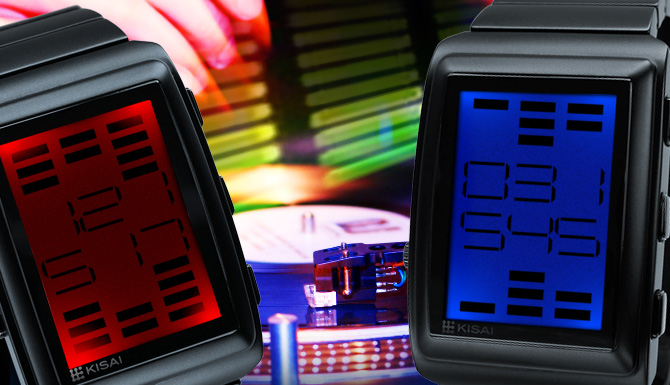 Kisai OTO Equalizer Watch