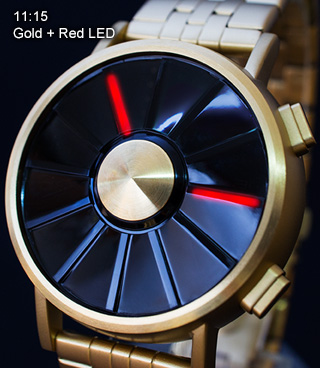 Gold Watch Kisai Blade