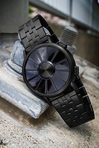 Kisai Blade All black watch