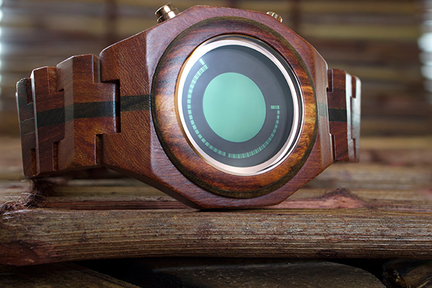 Red Sandalwood watch MARU