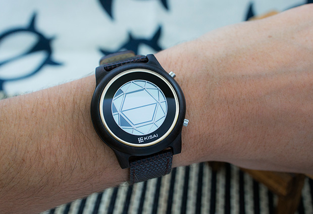 Wrist photo of Polygon watch