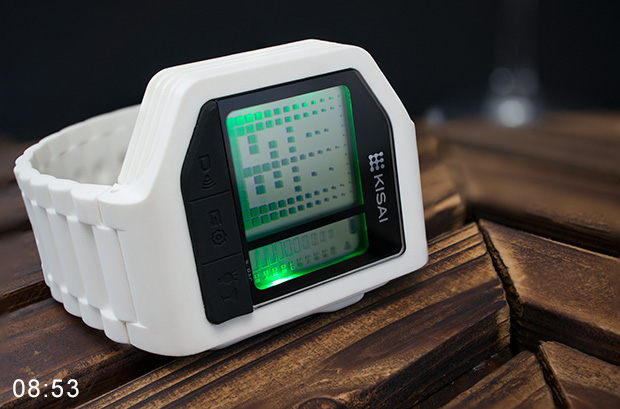 Intoxicated Silicone watch Breathalyzer