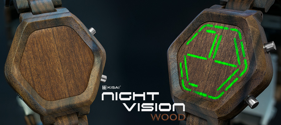 Night Vision Wood