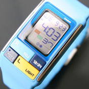 Cubic Puzzle Lcd Watches