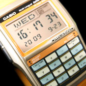 Databank 2888JA Lcd Watches