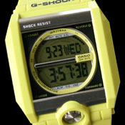 G-Shock Dual Screen Lcd Watches