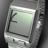 Zero-G Lcd Watches