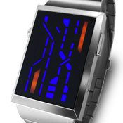 Changing Lanes Led Watches