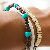 Link Pacific Beads Bluetooth Bracelets