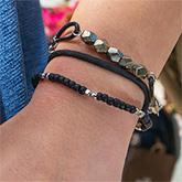 Link Reflection Bluetooth Bracelets