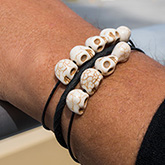 Link Skull Bluetooth Bracelets