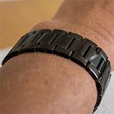 Link Steel Bluetooth Bracelets