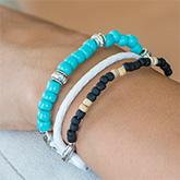 Link Surfer Bluetooth Bracelets