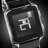 Logo Lcd Watches