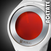 On Air Acetate White Led Watches