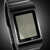 Optical Illusion Lcd Watches