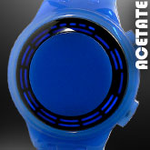 RPM Acetate Blue Led Watches