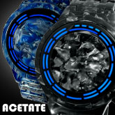 RPM Acetate Limited Edition Led Watches