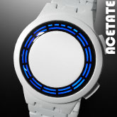 RPM Acetate White Led Watches