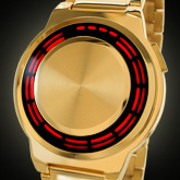 RPM Gold Led Watches