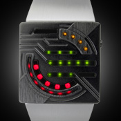 Sensai Alloy Led Watches
