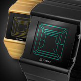 Space Digits Lcd Watches