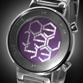 Zone Lcd Watches
