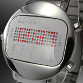 Morse Code Led Watches