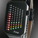 P1 Pusher Led Watches