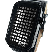 P2 Pusher Led Watches