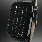 P3 Pusher Led Watches
