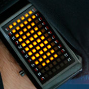 Pimpin aint Easy PU Led Watches