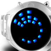 Oberon SS Led Watches
