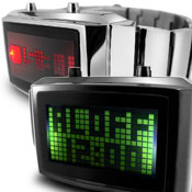 Negative Led Watches